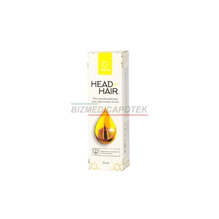 Head&Hair - Ölkomplex zur Stärkung der Haare in Deutschland