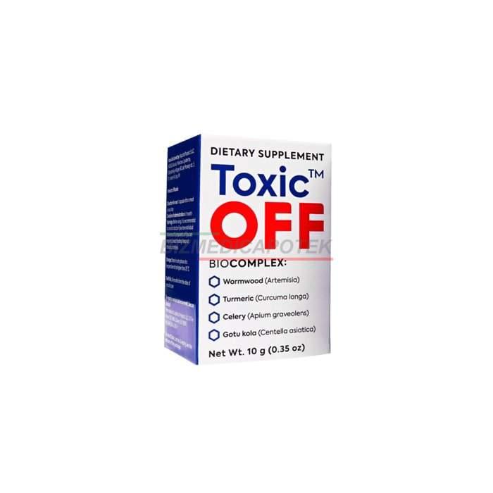 Toxic OFF - Parasitenkapseln in Deutschland